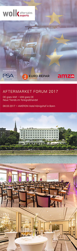 Aftermarket Forum 2017 neu