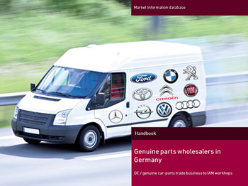 Genuine parts wholesaler to IAM