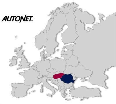 Autonet Map