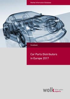 Car parts distributors in Europe 2017