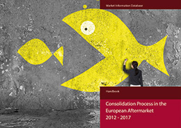 NEW! Report about the Mergers & Acquisitions in the Aftermarket between 2012-2017