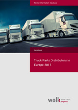 NEW! Truck Parts Distributors in Europe 2017