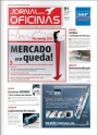 Article with Helmut Wolk in Jornal das Oficinas