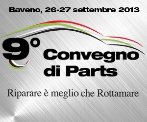 9° CONVEGNO DI PARTS - 9th CONFERENCE OF PARTS