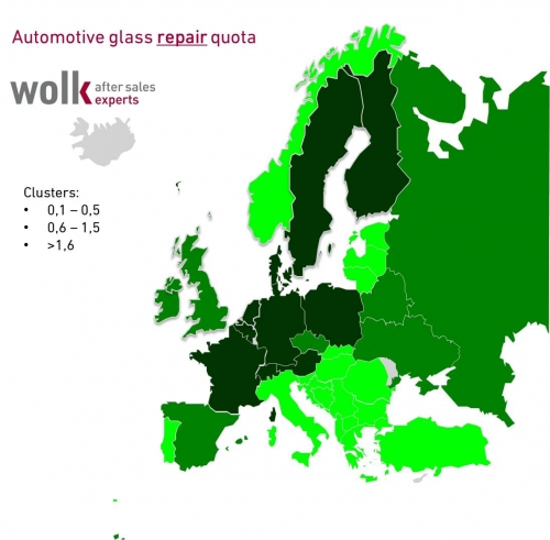The upheaval of the automotive glass market