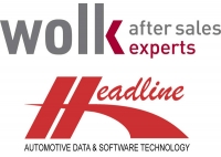 Headline and Wolk after sales experts, an exciting new partnership