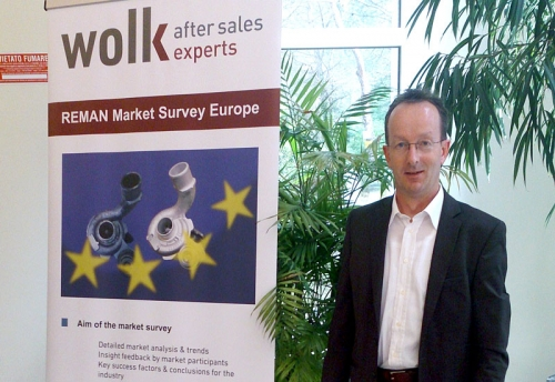 Wolk after sales experts is a new member of the Automotive Parts Remanufacturers Association